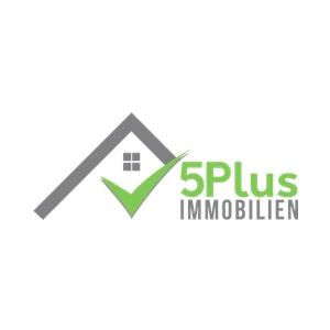 5plus immobilien Logo